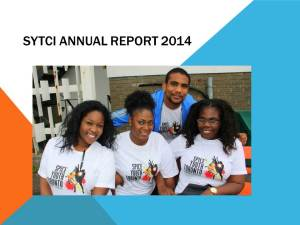 SYTCI ANNUAL REPORT 2014