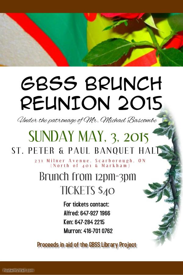GBSS BRUNCH2015