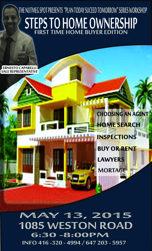 FREE Real Estate Workshop for first time home buyers